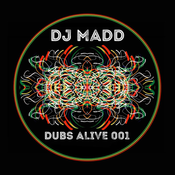Dj Madd Dubsalive001 180g 12 Vinyl